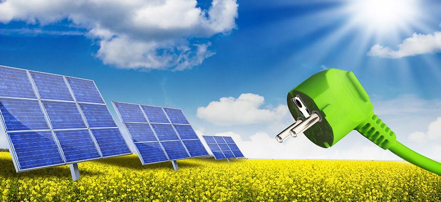 Grüner Strom durch Solaranlagen von Meister Solar - Eine Investition in den Umweltschutz