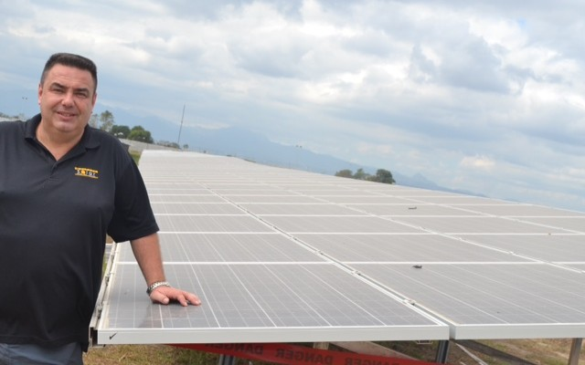 Solar power in the Philippines was pioneered by Meister Solar