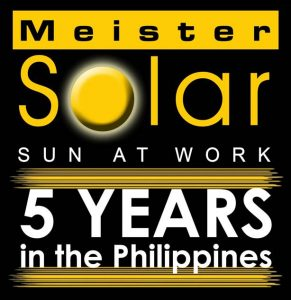 Meister Solar Five years in the Philippines